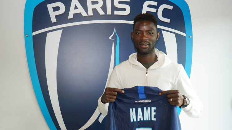 Officiel – Moustapha Name rejoint le Paris FC