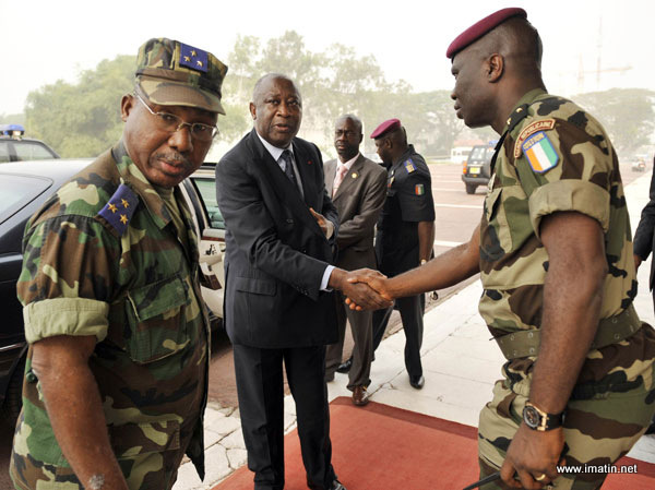 Image result for Robert Guei Gbagbo