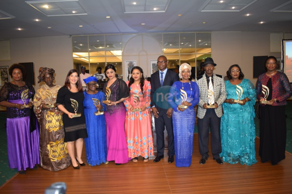 Prix du Grand Manager : Africa'S Management prime, encourage l'excellence et le leadership des femmes