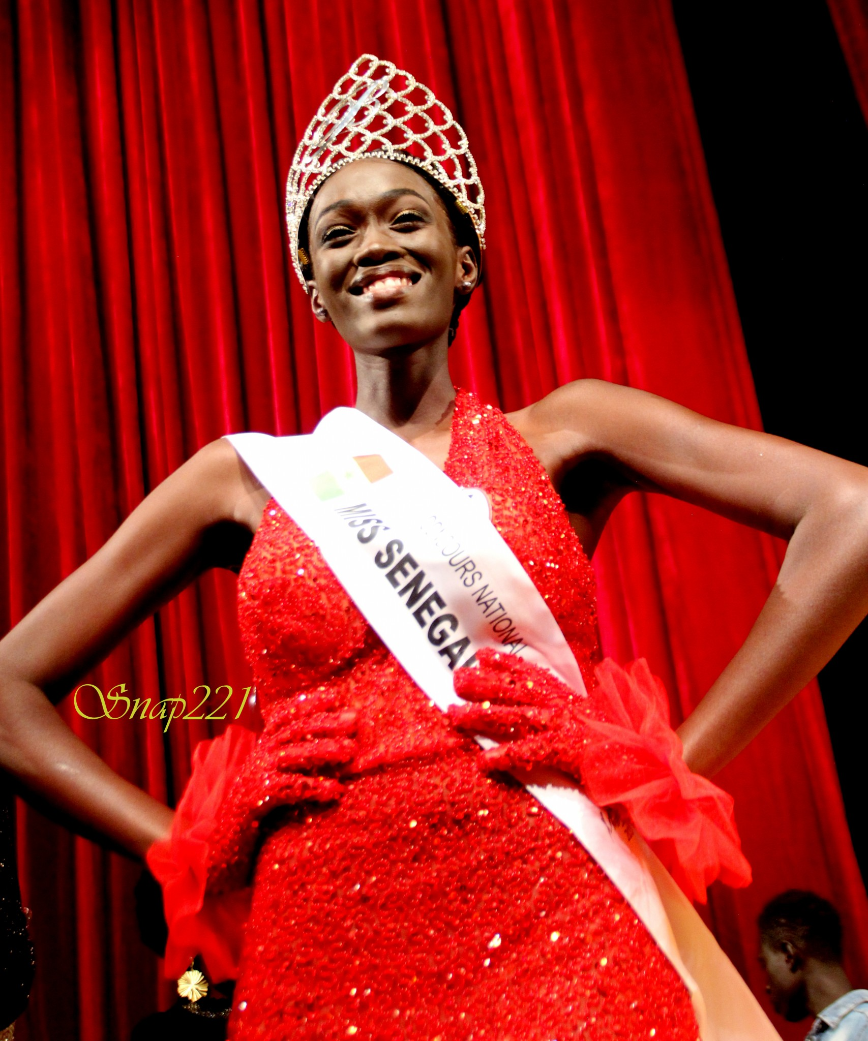 Miss Sénégal 2020 : Ndèye Fatima Dione, reine de beauté nationale