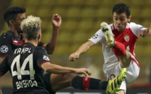 LDC: Monaco arrache un point contre Leverkusen