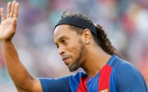 OFFICIEL : RONALDINHO PREND SA RETRAITE INTERNATIONALE !
