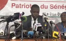 Direct: Point de presse de Sonko