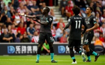 Premier League: Liverpool s'impose à Southampton (1-2)