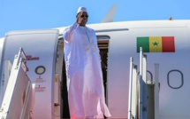 Macky Sall absent du pays pour 5 jours