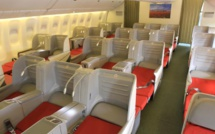 Transport: Ethiopian Airlines, modernise sa classe Affaires