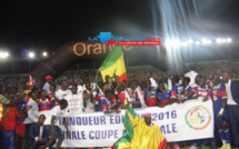 En images : Finale de la Coupe du Sénégal entre le Casa Sports et Niarry tally